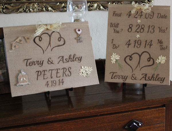 Ashley & Terry Peters Wedding